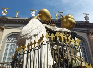 Dali museum in Figueres, Spain
